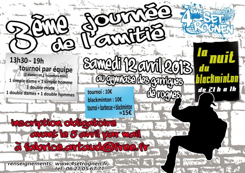 AFFICHE JOURNEE AMITIE 2014