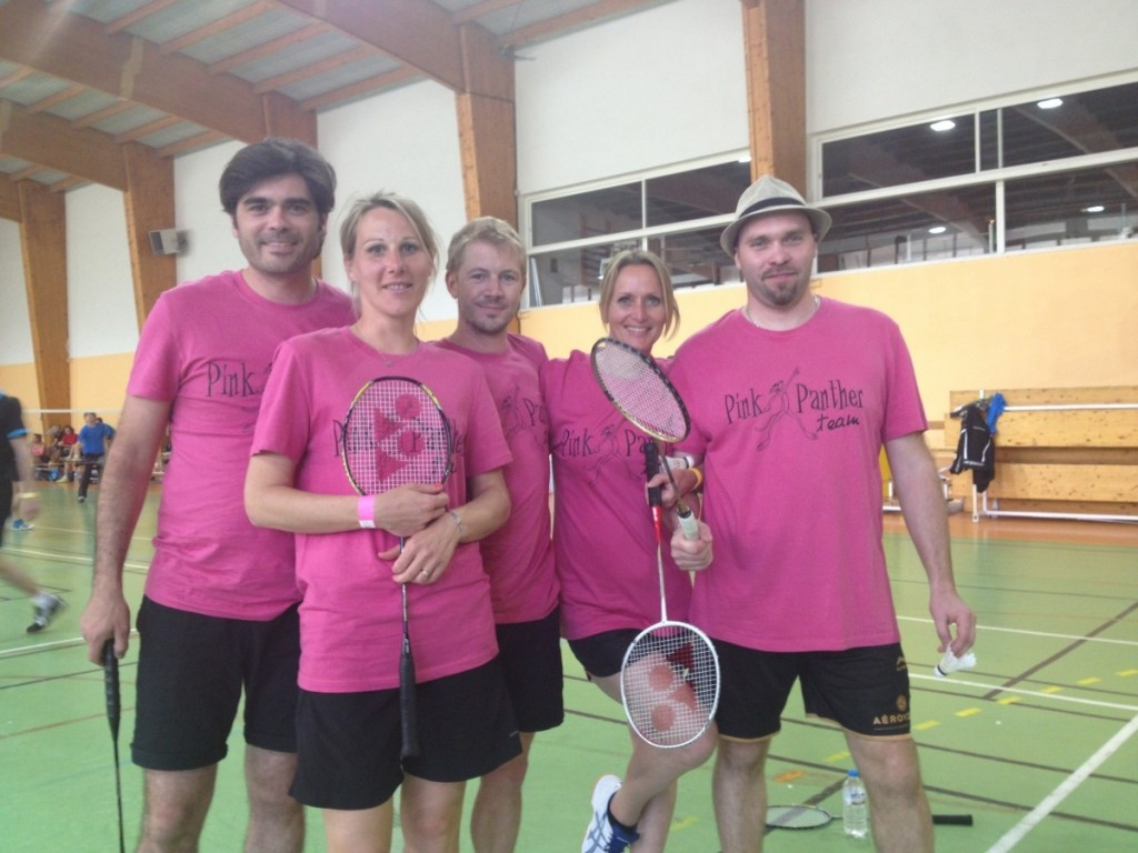 The Pink Panther Team